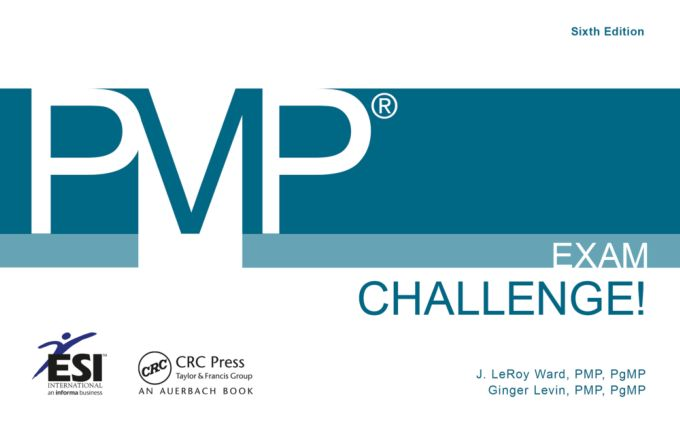 PMP® Exam Challenge!: 6th Edition (Paperback) book cover
