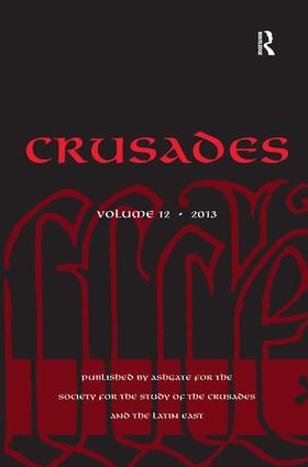 Crusades: Volume 12 book cover