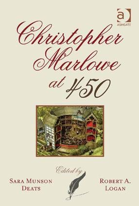 Christopher Marlowe at 450: 1st Edition (Hardback) book cover
