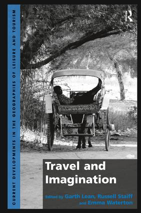 Travel and Imagination: 1st Edition (Hardback) book cover
