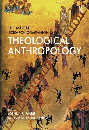 The Ashgate Research Companion to Theological Anthropology: 1st Edition (Hardback) book cover