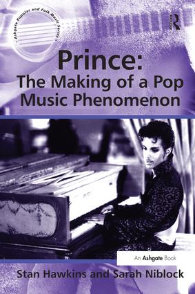 Prince: The Making of a Pop Music Phenomenon book cover