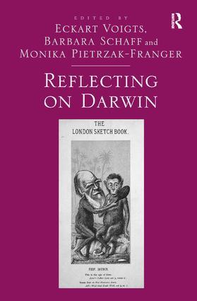Reflecting on Darwin: 1st Edition (Hardback) book cover