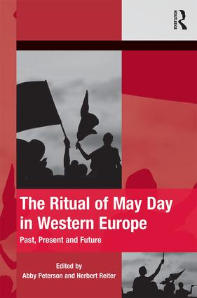 The Ritual of May Day in Western Europe: Past, Present and Future book cover