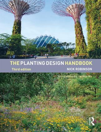 The Planting Design Handbook book cover