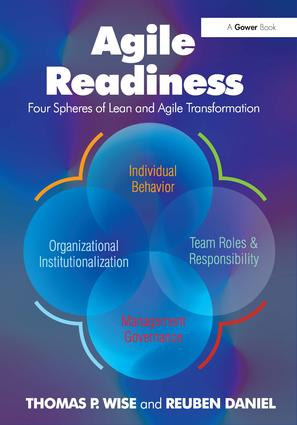 Agile Readiness: Four Spheres of Lean and Agile Transformation, 1st Edition (Hardback) book cover
