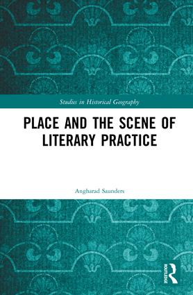 Place and the Scene of Literary Practice book cover