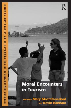 Moral Encounters in Tourism: 1st Edition (Hardback) book cover