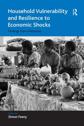 Household Vulnerability and Resilience to Economic Shocks: Findings from Melanesia (Hardback) book cover