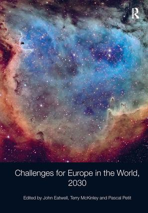Challenges for Europe in the World, 2030 book cover