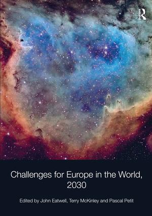 Challenges for Europe in the World, 2030 (Paperback) book cover