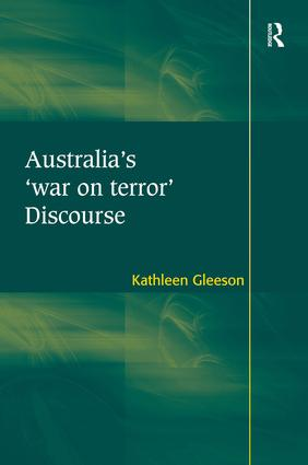 Australia's 'war on terror': Phase Two