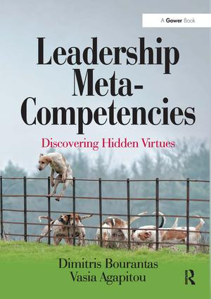 Leadership Meta-Competencies: Discovering Hidden Virtues, 1st Edition (Hardback) book cover