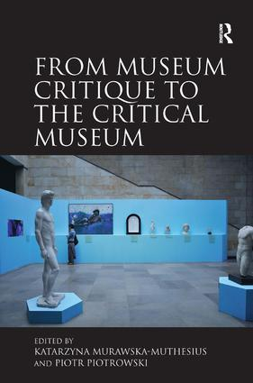 'Is the Contemporary Already Too Late?' (Re-)producing Criticality within the Art Museum