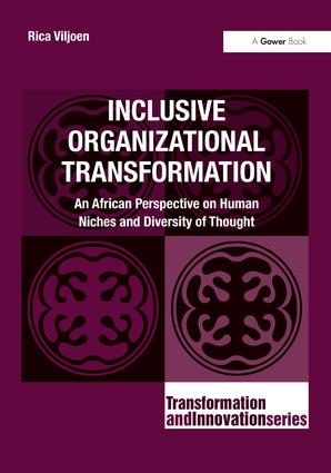 Inclusive Organizational Transformation: An African Perspective on Human Niches and Diversity of Thought (Hardback) book cover