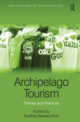 Archipelago Tourism: Policies and Practices book cover