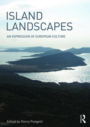 Island Landscapes: An Expression of European Culture (Hardback) book cover