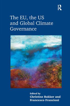 The EU, the US and Global Climate Governance book cover