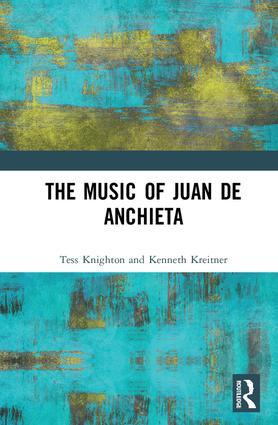 The Music of Juan de Anchieta book cover