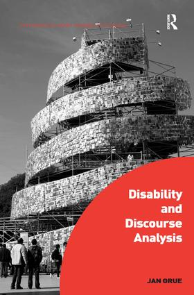Disability and Discourse Analysis book cover