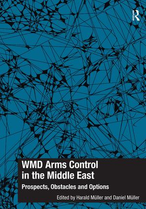 WMD Arms Control in the Middle East: Prospects, Obstacles and Options book cover