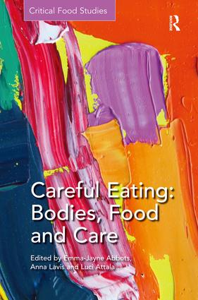 Careful Eating: Bodies, Food and Care book cover