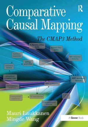 Comparative Causal Mapping: The CMAP3 Method, 1st Edition (Hardback) book cover