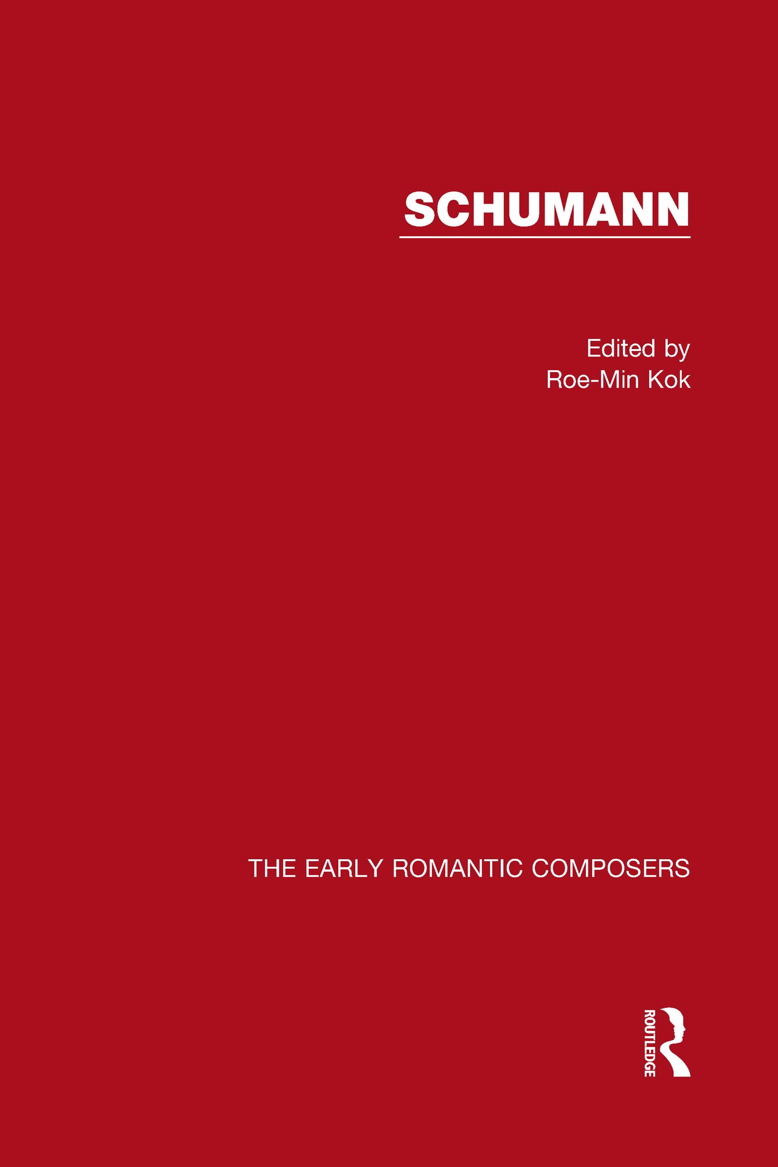 Schumann: 1st Edition (Hardback) book cover