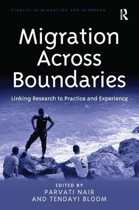 Migration Across Boundaries: Linking Research to Practice and Experience (Hardback) book cover