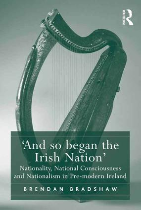 'And so began the Irish Nation'