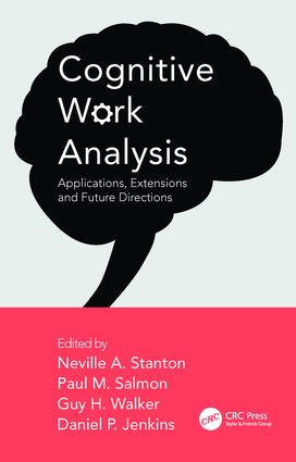 Cognitive Work Analysis: Applications, Extensions and Future Directions book cover