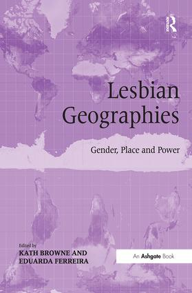 Lesbian Geographies