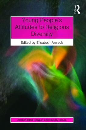 Young People's Attitudes to Religious Diversity (Hardback) book cover