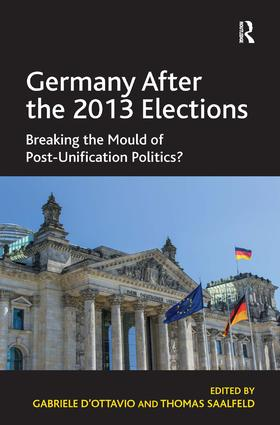 Germany After the 2013 Elections