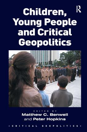 Children, Young People and Critical Geopolitics book cover