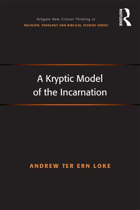 A Kryptic Model of the Incarnation (Hardback) book cover