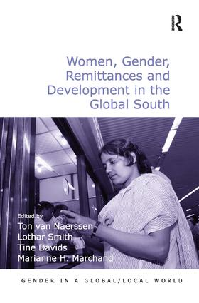 Women, Gender, Remittances and Development in the Global South: 1st Edition (Hardback) book cover