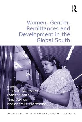 Women, Gender, Remittances and Development in the Global South: 1st Edition (e-Book) book cover