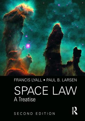 Space Law: A Treatise 2nd Edition book cover
