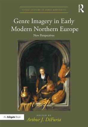Genre Imagery in Early Modern Northern Europe: New Perspectives book cover