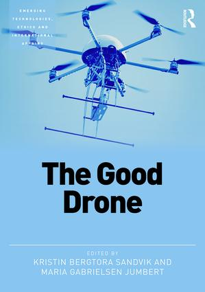 The Good Drone (Hardback) book cover
