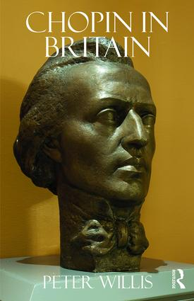 Chopin in Britain: 1st Edition (Hardback) book cover