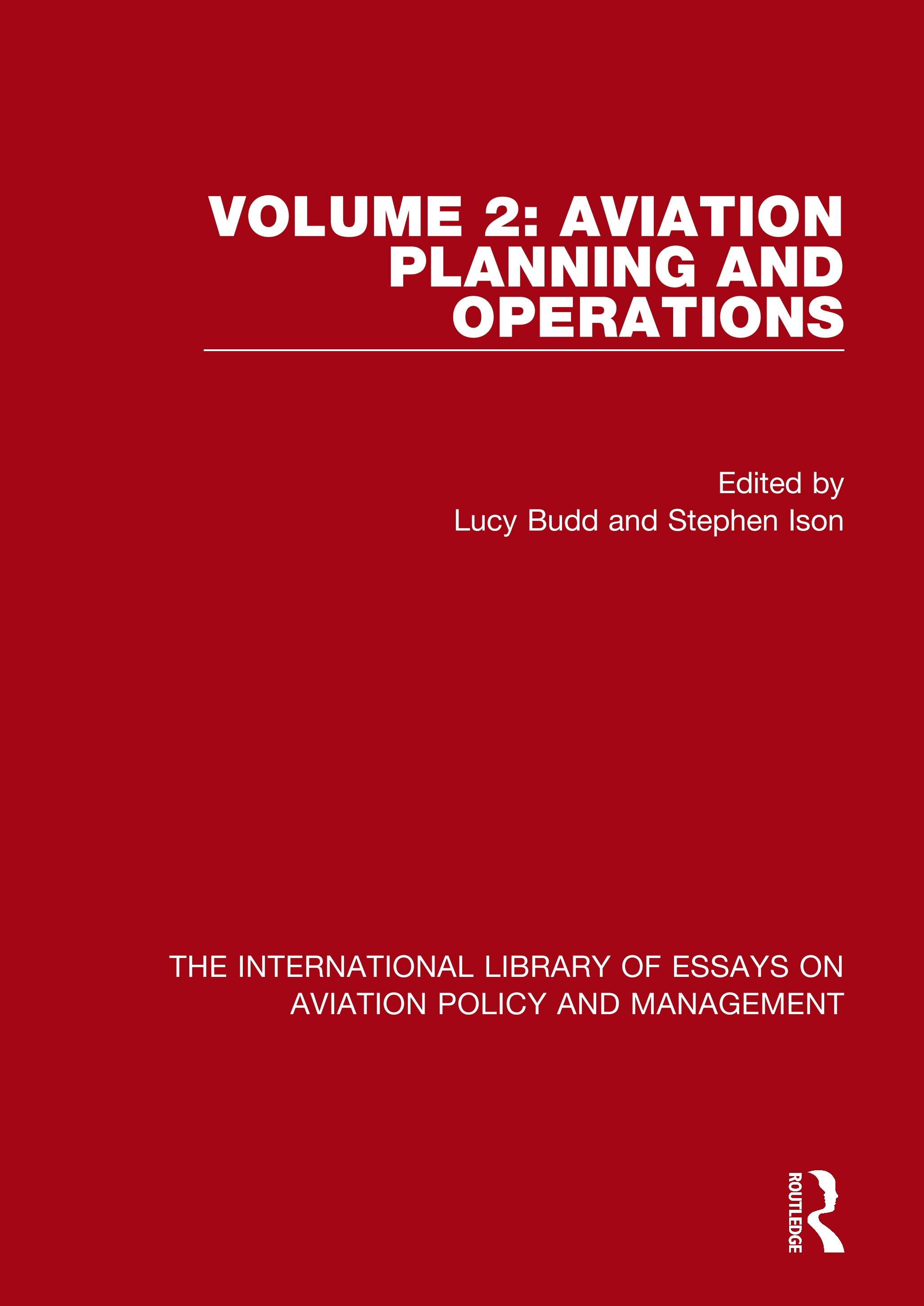 Aviation Planning and Operations book cover