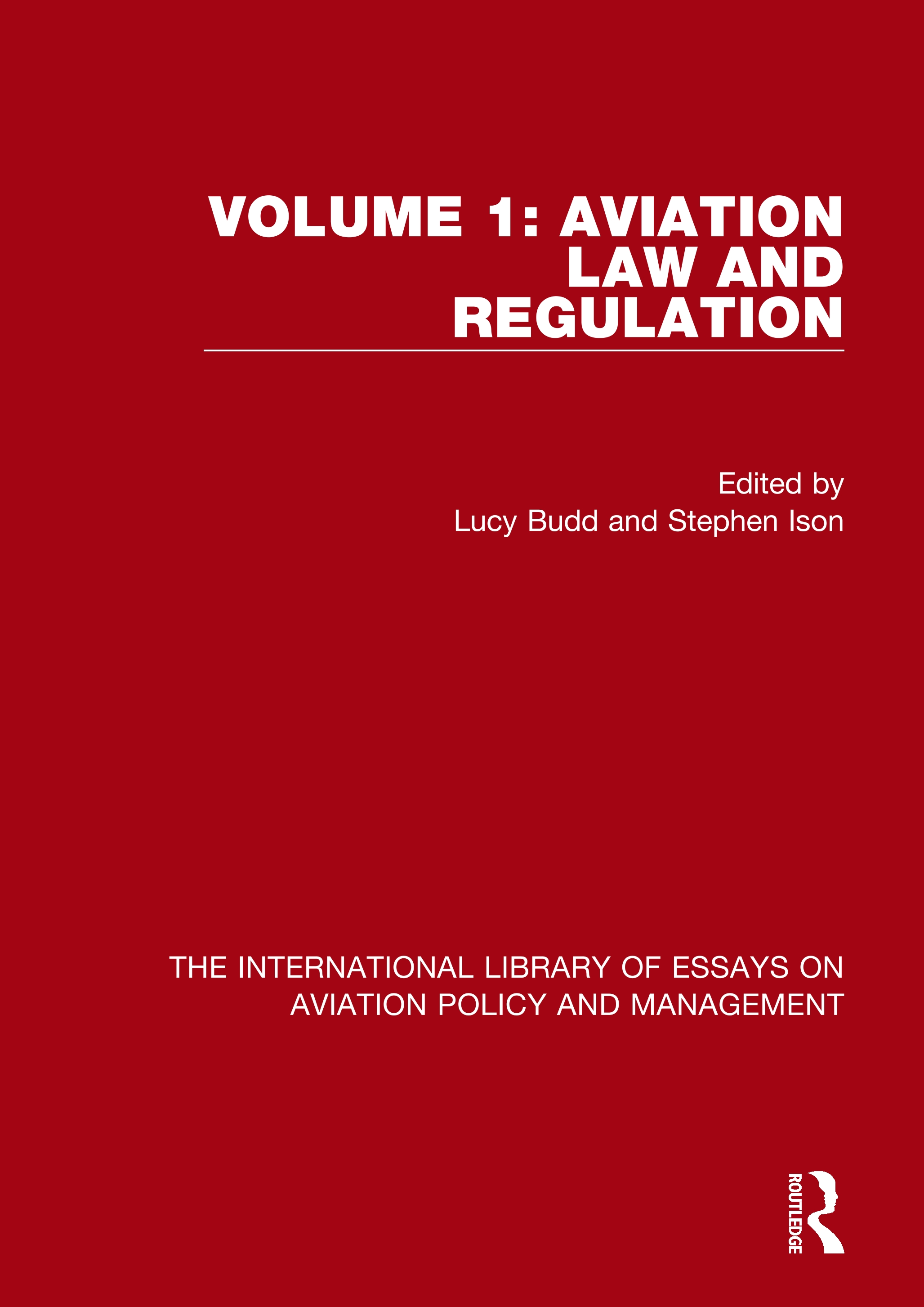 Aviation Law and Regulation book cover