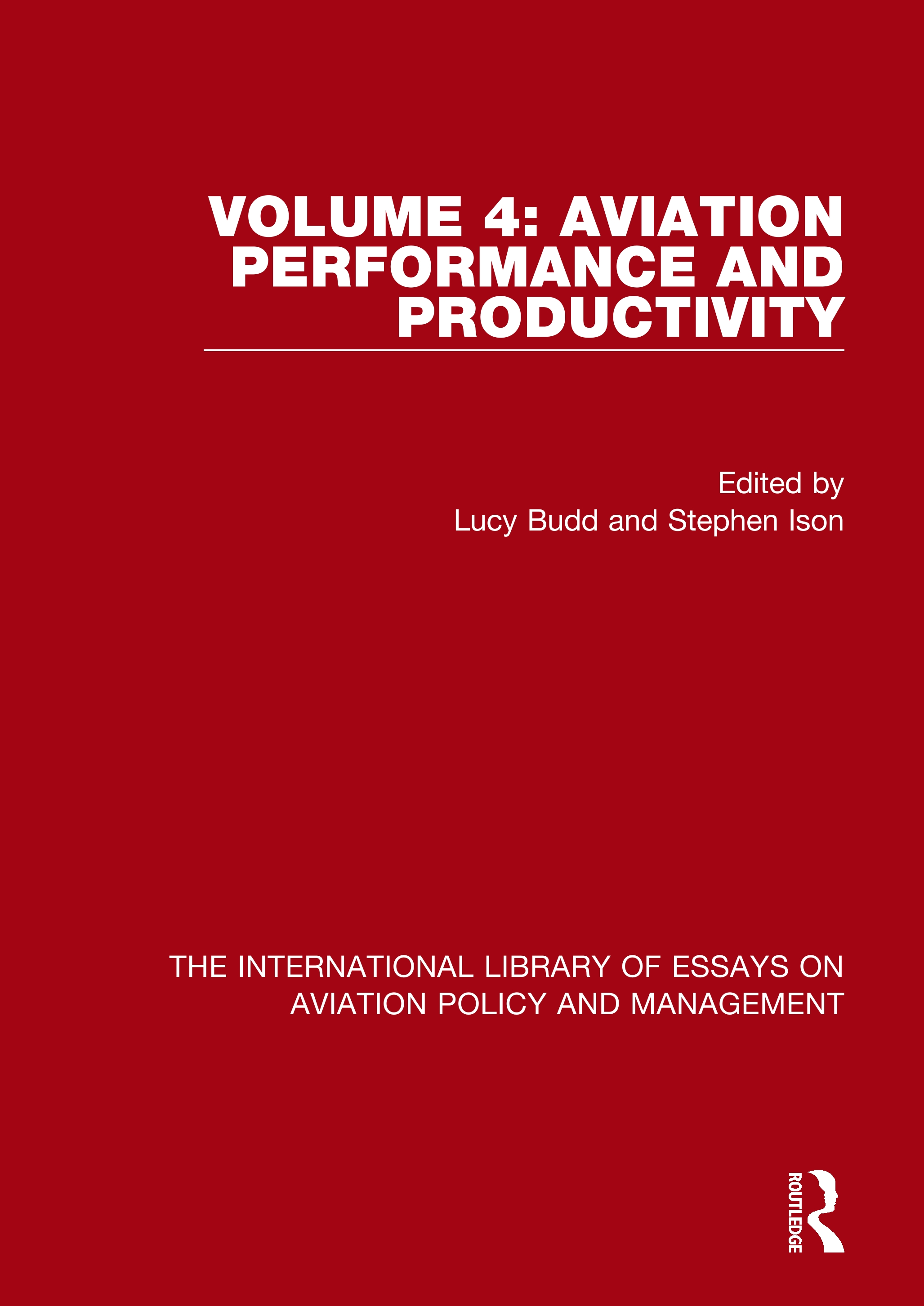 Aviation Performance and Productivity book cover