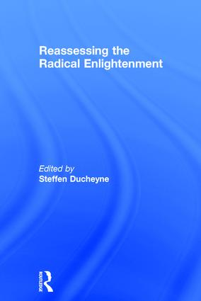 Reassessing the Radical Enlightenment book cover