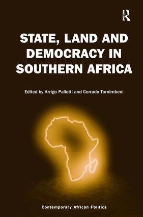 State, Land and Democracy in Southern Africa (Hardback) book cover