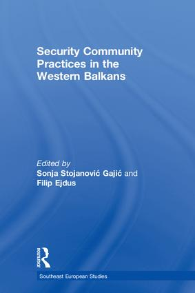 Security Community Practices in the Western Balkans book cover