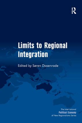 Limits to Regional Integration