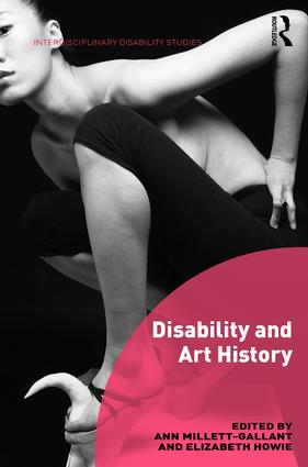 Disability and Art History book cover
